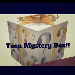 Teen Girl Mystery Box 6 pc Jewelry Bundle